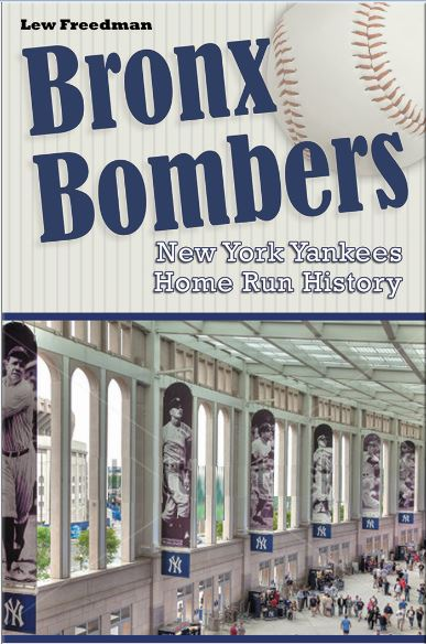 Bronx Bomber will not only cover the great hitters and their hitting careers, it will also cover many of the iconic home runs.