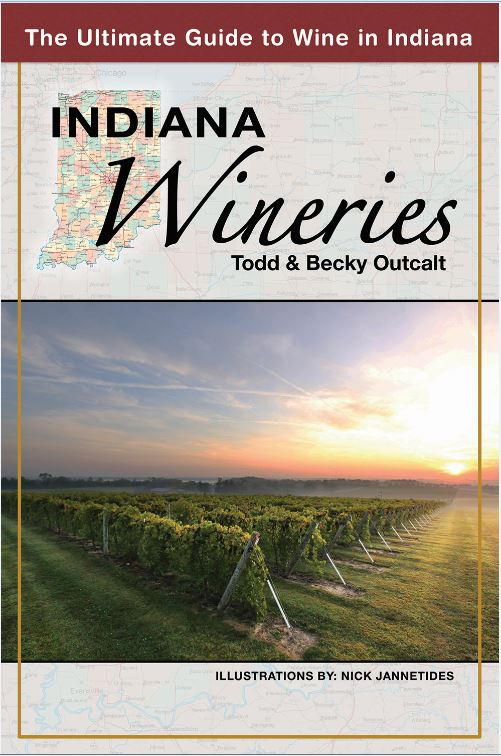 The ultimate guide for the tens of thousands of people who visit Indiana's more than seventy wineries each year.