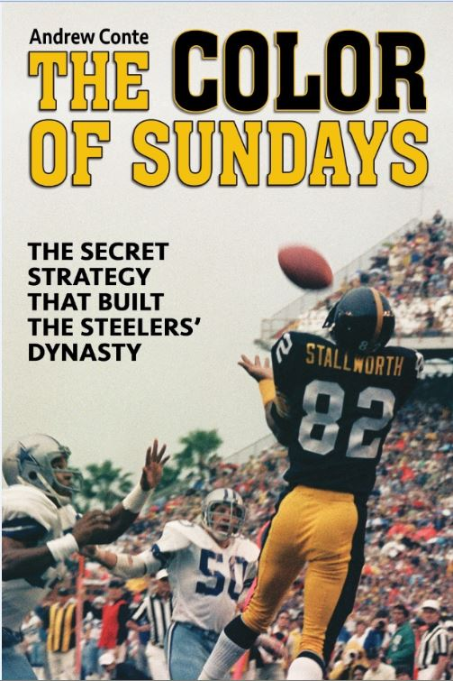 The Color of Sundays Cover Web