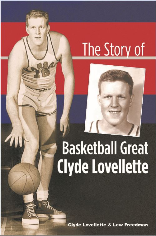 Basketball great, Clyde Lovellete